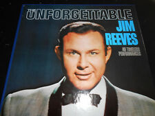 The Unforgettable JIM REEVES 4 LP VInyl Album Set Good N Country Country Side Of