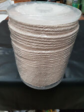 "Ø6mm x 200m Reel of Generic Cotton Sash Cord ""FREE"" Delivery"