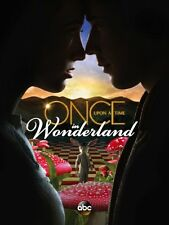 Once Upon A Time In Wonderland Poster 24in x 36in