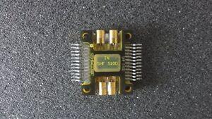 (1 pc) 40Gbps SHF S10D  LN Modulator Driver Amplifier GPPO Dual Input Output