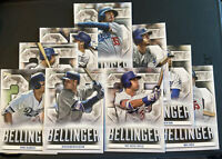 2021 Topps Series 1 Cody Bellinger Lot of (9) Los Angeles Dodgers LAD