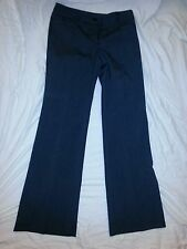 INGREDIENTS Womens 6 Charcoal Gray Stretch Flat Front Dress Pants NWOT
