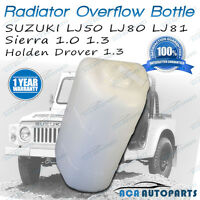 Radiator Overflow Bottle FOR Suzuki LJ50 LJ80 Sierra 1.0 1.3 Maruti FOR Holden