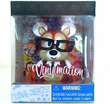 "DISNEY VINYLMATION 3"" NERDS ROCK ""CHIP"" & DALE RED 2011 COLLECTIBLE TOY FIGURE"