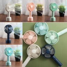 Mini Portable Outdoor USB Rechargeable Handheld Air Cooler Aroma Cooling Fan