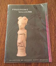 Prodrome : Terre cuite Nok - Collection de Jacques Henry Bouquet