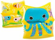 Intex Sea Buddy Octopus Fish Float Swimming Arm Bands For Kids 3-6 Years -  NEW