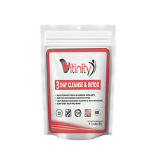 Vitinity 3 Day Cleanse & Detox formerly MITADONE Natural Herbal Supplement