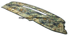 NEW Realtree AP Camo Camouflage Dash Mat Cover / FOR 1997-99 CHEVY C/K SUBURBAN