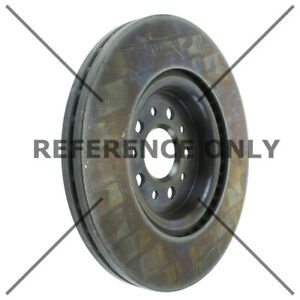Frt Premium Brake Rotor Centric Parts 120.07018