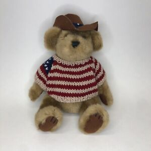 """Pickford Bears The Brass Button Bears Collection """"Cody"""" Americana"""