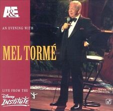 A&E Presents an Evening With Mel Tormé: Live From the Disney Institute by Mel T…