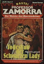 Professor Zamorra Nr. 0177 ***Zustand 2-/2-3***