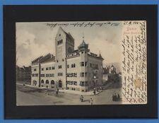 BOLZANO IL MUSEO VIAGGIATA ANNO 1906 CAR.0190