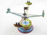 Spielzeug Karussell Made In Germany Mit Dem Besten Service Blechspielzeug Historisches Flugzeug