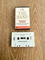 "THE BAND ""The Best of The Band"" Out of Print Cassette Tape Levon Helm"