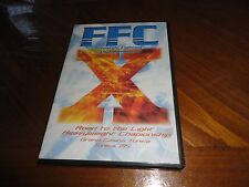 Freestyle Fighting Championships X DVD - MMA FFC Fights - Leo Sylvest