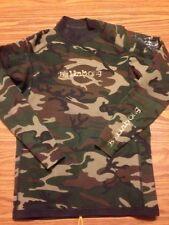Men's Billabong Neoprene Wetsuit Top Sz Large. Dark Camouflage