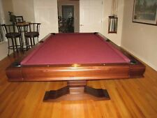 Peter Vitalie Nice 9 foot pool table in  excellent condition.