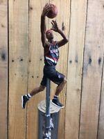 Portland Trailblazers TAP HANDLE Rasheed Wallace Beer NBA Black Jersey Blazer