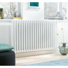 White Cast Iron Home Radiators