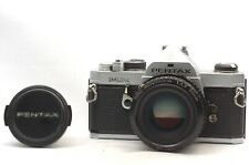 @ Ship in 24 Hours! @ Pentax MX 35mm Film SLR Camera SMC Pentax-M 50mm f1.7 Lens