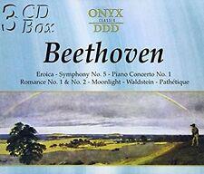 Beethoven 3 CD Box - New  - Audio CD
