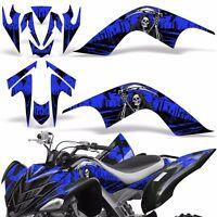 Yamaha Breeze 125 Decal Graphic Quad ATV Wrap Full Race Kit w// Fenders 89-07 MO