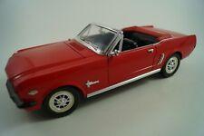 Mira Modellauto 1:18 Ford Mustang 1965