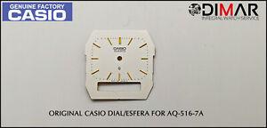 Ersatz Vintage Original Zifferblatt / Zifferblatt Casio Für AQ-516-7A