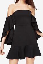 New with tag BCBG Max Azria Simone Off-The-Shoulder B2332 Dress Sz Xs