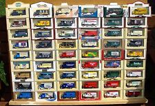LLEDO DIECAST 1931 MORRIS VAN  MODELS FROM £1.99 ALL LISTED WITH PHOTO'S  LOT 43