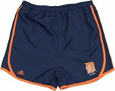 Adidas MLB Youth Girls Detroit Tigers Lightweight Charger Shorts