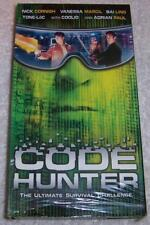 Code Hunter VHS Video Nick Cornish Vanessa Marcil Bai Ling