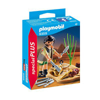 Playmobil Archeologist Building Set 9359 NEW IN STOCK