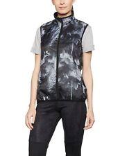 Adidas Women's Run Reversible Hooded Vest Jacket Waistcoat