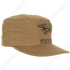 US Style Coyote Navy Seals Field Cap - 100% Cotton