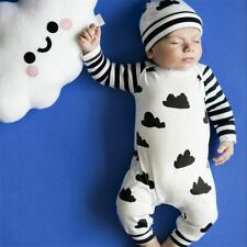 New Baby Romper Long Sleeve Baby Boy Girl Clothes Newborn Clothing Casual Baby