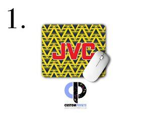 Retro Arsenal Mouse Mat Designs