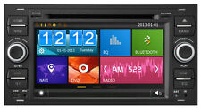 AUTORADIO/DVD/GPS/NAVI/RADIOPLAYER FORD FUSION/GALAXY/TRANSIT/KUGA BLACK D8488-2