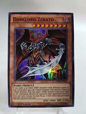 Yu-Gi-Oh Destiny Soldiers #DESO-EN041 Darklord Zerato SR