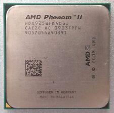 AMD Phenom II X4 925 Deneb Quad-Core 4x 2.8 GHz Sockel AM2+ / AM3 95W