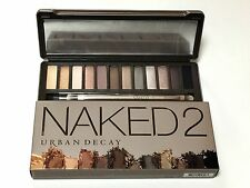 """Urban Decay"" Naked Eye Shadow Palette 12 Colors #Naked 2 + Free Gift & Tracking"