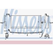 Nissens Niedertemperaturkühler, Ladeluftkühler Mercedes-Benz Cls,CLS 627047