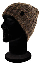 Fox Camo Black Knit Beanie Hat Fishing tackle