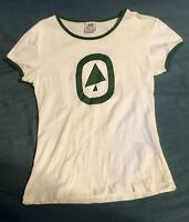 NIKE Limited Issue Prefontaine T-shirt 663 Oregon Track Club White Label Sz M