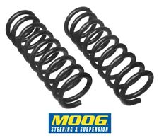 2 Coil Springs MOOG FRONT Left & Right for Buick Chevy Oldsmobile Pontiac