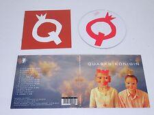 QUARKS/KÖNIGIN(MONIKA 10) CD ALBUM DIGIPAK