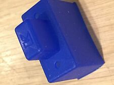 KYOSHO INFERNO MP9 TKI4 TKI3, NEW GENUINE BLUE SILICONE SWITCH BOOT COVER, IF351