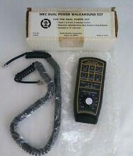 MRC Dual Walkaround 027 FOR THE DUAL POWER 027 AH900
